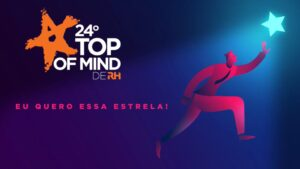 Confira quem são os indicados ao Top5 do Top of Mind de RH 2021