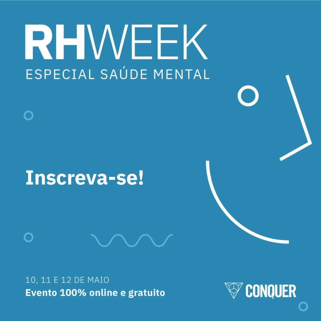 Conquer terá semana dedicada a falar sobre a saúde mental