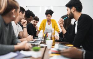 Aprenda a ser um bom líder e ter um time de sucesso