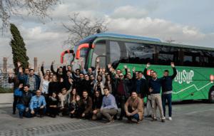 As soluções de mobilidade dos colaboradores