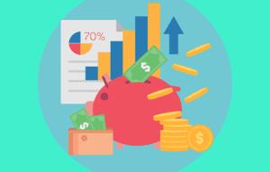 Estresse financeiro aumentando o presenteísmo