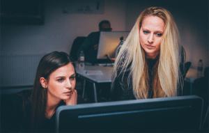 A mulher moderna no mercado de trabalho