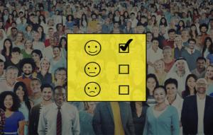 Satisfação de clientes resultado de uma boa liderança